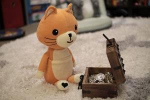 treasurecat